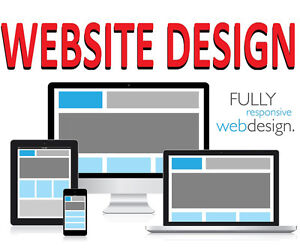 Website Design Service (Full Package) Low Price
