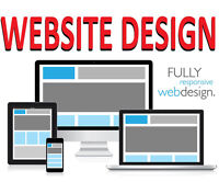 FULL PACKAGE WEBSITE DESIGN / GRAPHIC DESIGN SERVICE