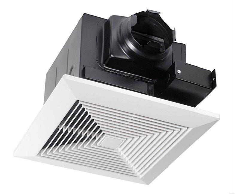New ! Silent Bathroom Exhaust Fan 110 CFM 1.0 Sones! Super Quiet!