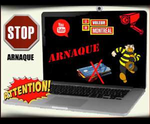Attention ! ... protégez vous .... Attention !