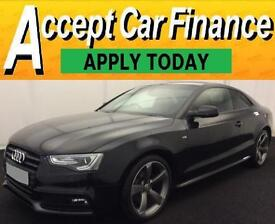 Audi A5 Black Edition FROM £77 PER WEEK!