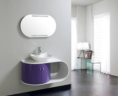 Pensili Da Bagno Roma : ᐅ mobile bagno viola al prezzo migliore ᐅ casa migliore ▷ prezzi