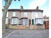Lovely spacious two bedroom house with big garden in Barking, IG11