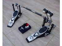 Pearl eliminator double bass drum pedals