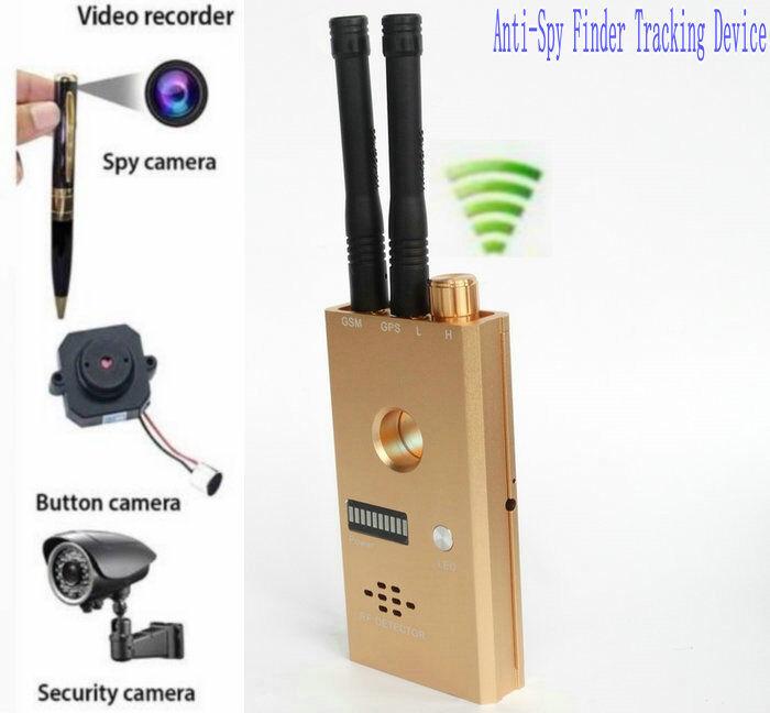 MD312 DIY Reinforcing Anti-Spy Bug Detector Finder Hidden Camera Tracking Device
