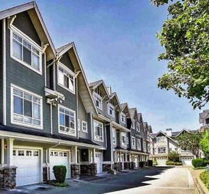 3 bedrooms, 2 1/2 bath Townhouse in Champlain Heights, Vancouver