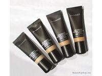 MAC Pro Longwear Foundation Nourishing Waterproof Sun Protection SPF NC shades make up Concealer