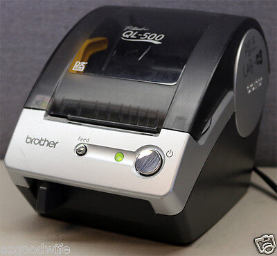 Brother Industries Ltd. Ql-500 Affordable Label Printer