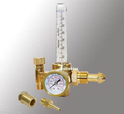 Welder Argon Co2 Mig Tig Flow Meter Regulator Welding Weld