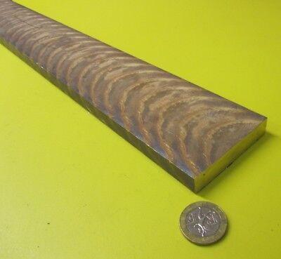 954 Bronze Oversize Flat Bar 38 Thick X 2 12 Wide X 36.0 Length