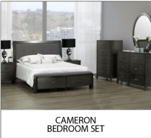 Brand New Bedroom Suite Bed with Drawers