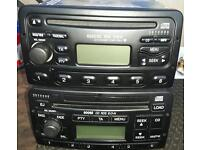 Ford focus cd player changer
