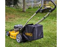Dewalt brushless mower 2x5ah DCMW564p2