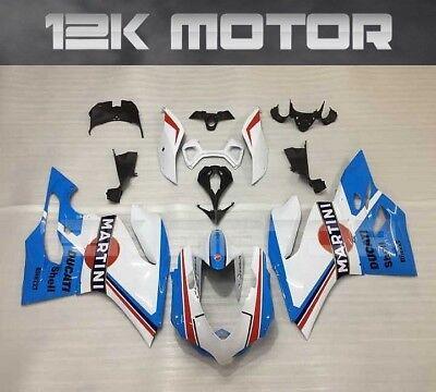 Fit For DUCATI 899 1199 Fairing Kit Fairings Set Bodywork Part Panel Design 28