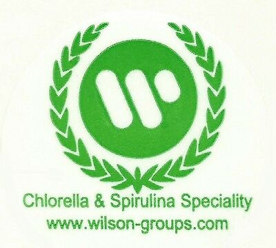 Wilson Chlorella and Spirulina