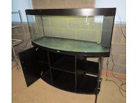 Juwel Vision 450 Tank & Cabinet – Black