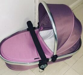 Icandy lower marshmellow carrycot