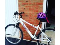 Ladies Mountain Bike 17inch perfect condition.