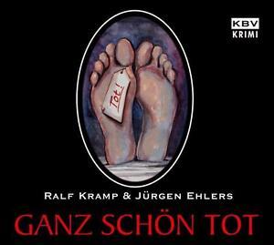 Ralf Kramp & Jürgen Ehlers - Ganz schön tot - Hörbuch - CD - Neu / OVP