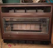Rinnai Natural Gas Space Heater Findon Charles Sturt Area Preview