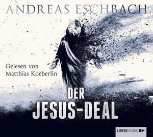 HORBUCH-Matthias-Koeberlin-Der-Jesus-Deal-von-Andreas-Eschbach-2015
