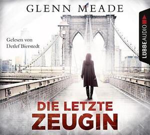 Die letzte Zeugin von Glenn Meade (2015)