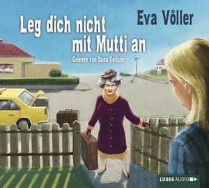 Völler, E: Leg dich nicht mit Mutti an/6 CDs von Eva Völler (2012)