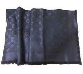 Beautiful black large scarf