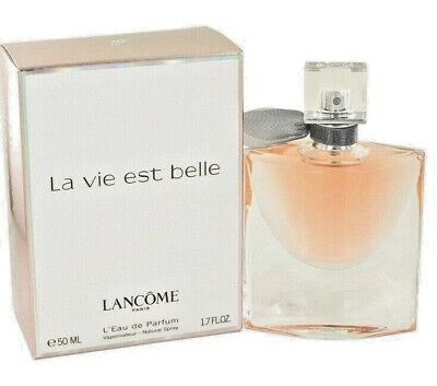 La Vie Est Belle by Lancome Eau De Parfum 2.5 oz / 75 ml BRAND NEW IN BOX SEALED
