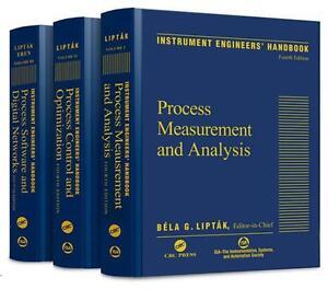 Liptak Instrumentation Engineering  Handbook