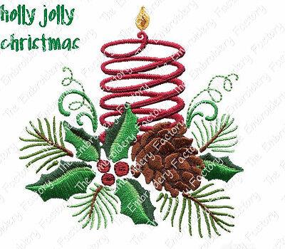 Диски и карты HOLLY JOLLY CHRISTMAS