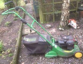 John Deere R43RS Lawnmower In good working order