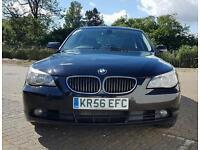 BMW 5 series 2.5 diesel 2007 - low mileage