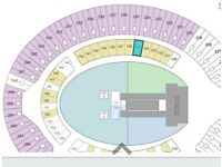 Beyonce & Jay Z x2 seated tickets London