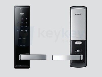 Samsung SHP-DH520 Smart Digital Door Lock Smart Phone Bluetooth and Keys 2EA