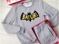 Sport Suit BatGirl