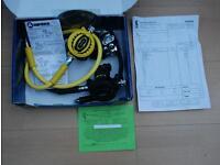 Apeks XTX200 & XTX50 Scuba Regulator set. O2 clean