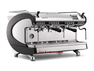 Simonelli Aurelia Wave Volumetric 2 Group Commercial Espresso Machine Install