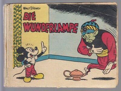 Die Wunderlampe - Micky Maus Beilage