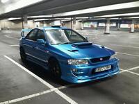 Subaru impreza UK SWAPZ