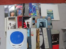 VARIOUS 12 INCH SINGLES FOR SALE. UNTESTED BUT VISUALLY LOOK GREAT. ALL LISTED.