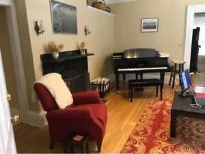 Bright Spacious One Bedroom + Den  | Oct 1st |