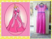 bubblegum princess brand new costume £35 or best offer