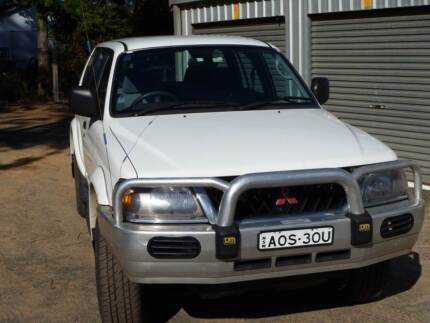2003 Mitsubishi Challenger 4x4 South Grafton Clarence Valley Preview