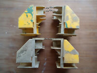 4 Boss Youngman toeboard clips holders for scaffold tower - £5 EACH