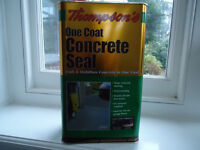 Thompsons Concrete Seal - 5 litres