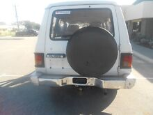 Wrecking 1987 Mitsubishi Pajero 2656 Hillman Rockingham Area Preview