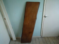 Large piece of hardwood ideal for table top