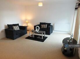 2 bedroom flat in Oxford Terrace, Folkestone, CT20 (2 bed)