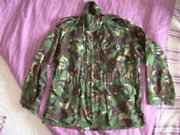 British Army Combat Jacket - 'Temperate 1990 pattern' - womans/youth size